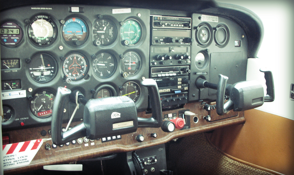 Cockpit imageG-NWFG - North Weald Flying Group