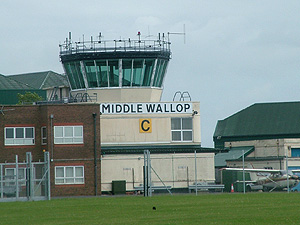 Middle Wallop and Redhill