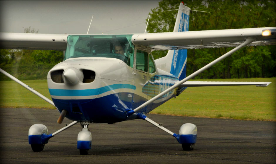 Header imageG-NWFS - North Weald Flying Group