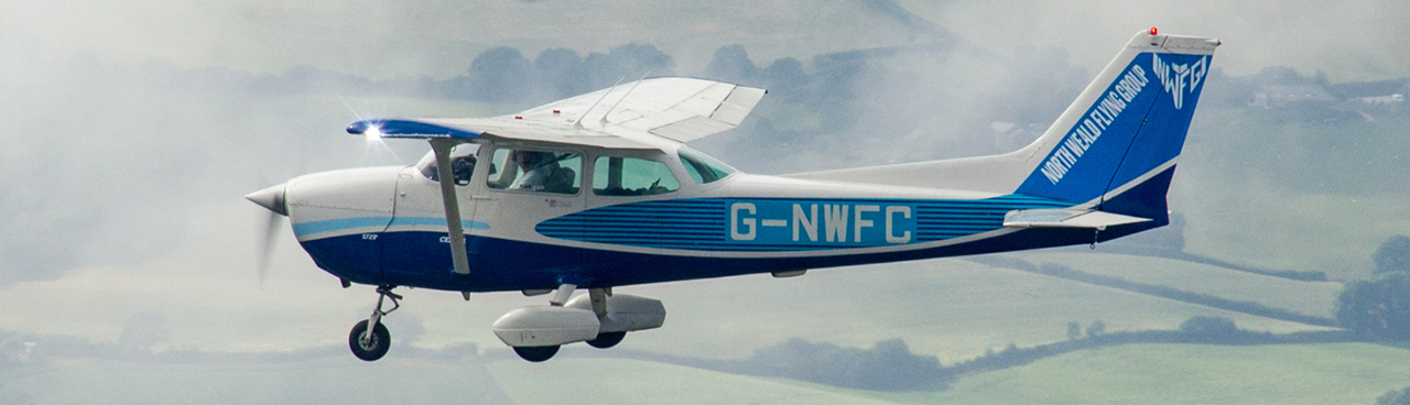 Header imageG-NWFT - North Weald Flying Group
