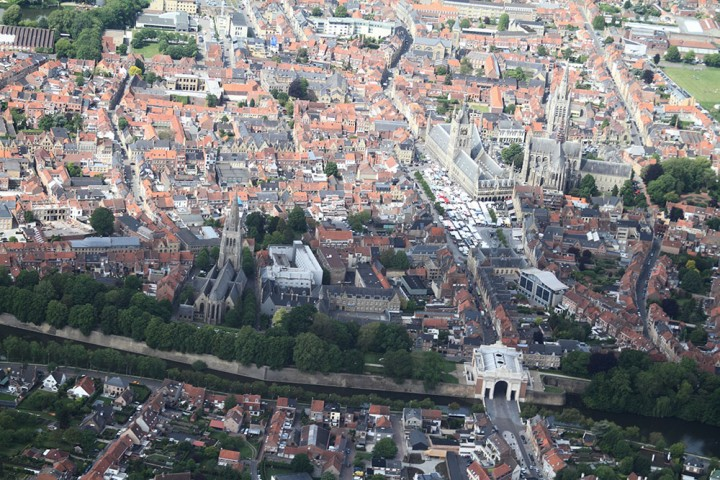 Ypres-with-Menin-Gate