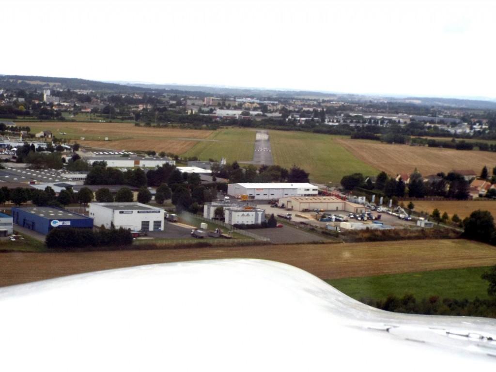 ALENCON R25 Approach