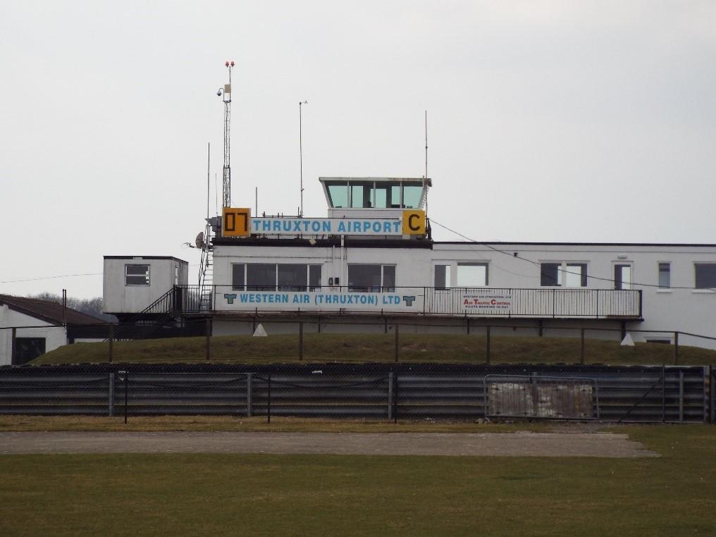 Thruxton Airport